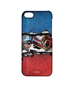 Block Print Company Torn Apart Phone Cover for iPhone 4S