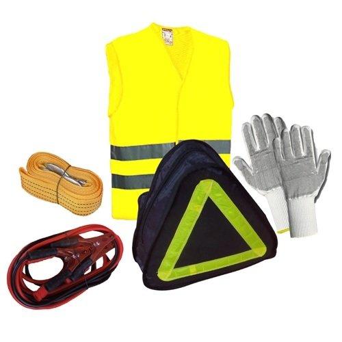 Kit de Emergencia Completo para Coche