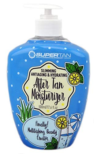 SuperTan After Tan Moisturizer 3in1, 1er Pack (1 x 500 ml)