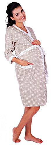 Zeta Ville Maternité Peignor/Chemise nuit/Pyjamas MÉLANGEZ&COMBINEZ - femme 770c Robe de chambre