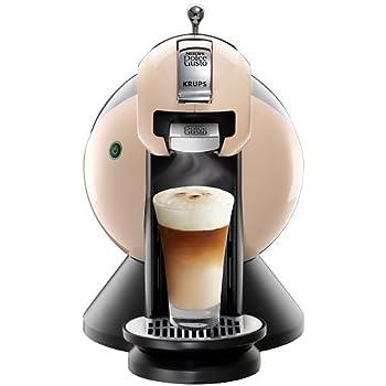 Krups Dolce Gusto KP2102 Máquina de café en cápsulas 1.4L Beige - Cafetera (Máquina de café en cápsulas, Beige, 1,4 L, 15 bar, 1500 W, 3 kg)