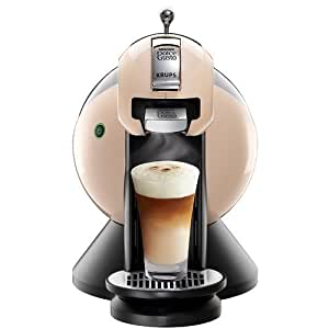 krups dolce gusto kp2102 maschine kaffee in kapseln 1 4l beige kaffeemaschine. Black Bedroom Furniture Sets. Home Design Ideas