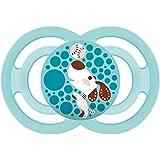 MAM 649011 - Perfect, Ciuccio in silicone 16+ mesi, bambino, modelli assortiti