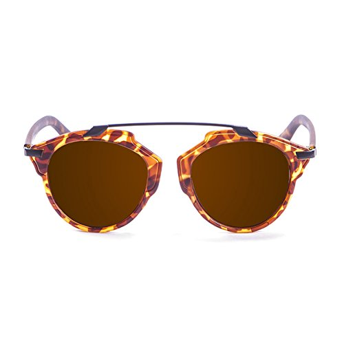 Paloalto Sunglasses Santorini Sonnenbrille Unisex Erwachsene, Demy Brown