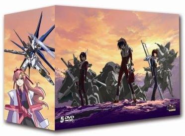 Gundam seed destiny, coffret vol. 2 [FR Import] (Mobile Suit Gundam Seed)