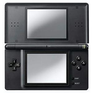 Nintendo DS Lite – Konsole Cobalt Blue/black (US-Gerät + dt. Ersatznetzteil)