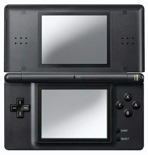Nintendo DS Lite - Konsole, schwarz