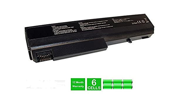 Hp Compaq Business Notebook 6710s 6715b 6715s 6910p Laptop Battery
