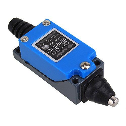 BQLZR Momentaner Pin Plunger Compact Geschlossener Endschalter ME-8111 Standard Pin Plunger Typ (Endschalter)