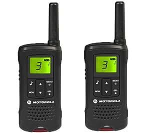 Talkies-walkies TLKR T60 - noir + Oreillette NTN8870DR