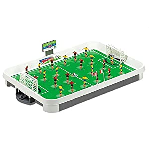 Alfabest – Futbolín de sobremesa, 53x27x13cm