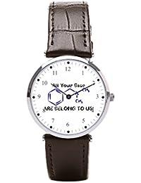 Ser un hombre deporte muñeca reloj 80s su química reloj ...