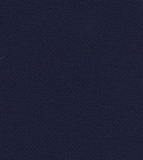 various size options Navy Blue 14 Count Zweigart Aida cross stitch fabric