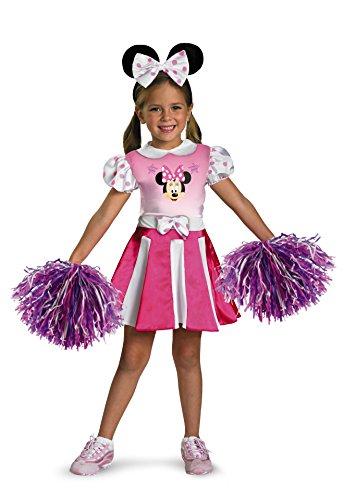 Minnie Mouse Cheerleader -