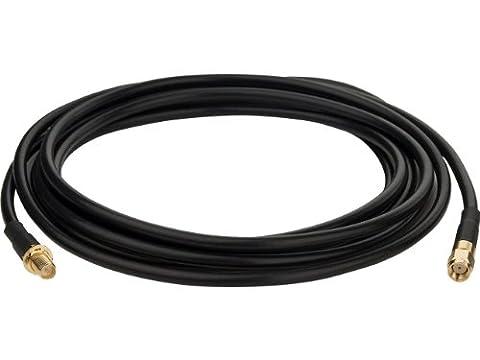Cable Antenne Tv Male Femelle - TP-Link TL-ANT24EC5S Câble d'Extension pour Antenne RP-SMA