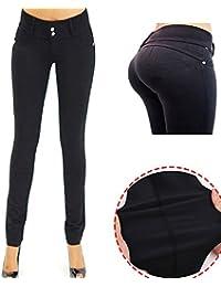 Pantalones Deportivos Fitness para Mujer Mallas Deportivas con Excelente Transpirabilidad para Running Yoga y Ejercicios en Libre