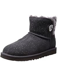 UGG Australia Mini Bailey Button Bling Constellation - - Mujer
