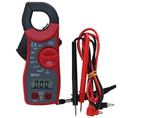Hycy MT87 LCD Digital Clamp Meter Multimeter Voltmeter Elektrische Spannung Tester Multimeter AC/DC