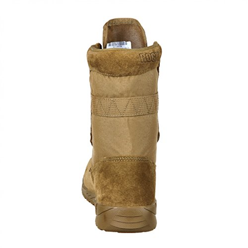 FB Fashion Boots Rocky Boots RKC065 W C7 Military Coyote Brown/Herren Military Stiefel Braun/Outdoorstiefel/Armeestiefel Brown (Weite W)
