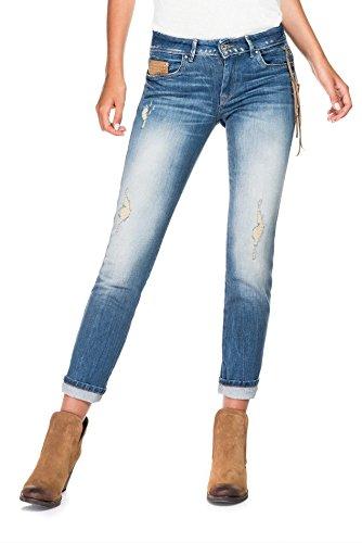 Salsa-Jeans Cindy Slim L30 azzurro 26 US