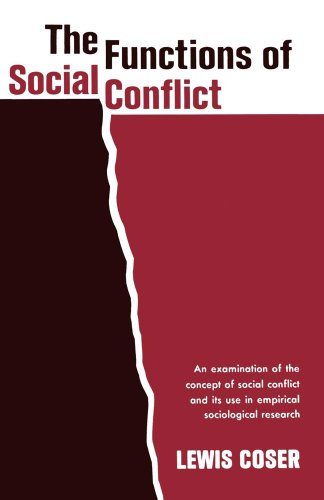 an analysis of social conflicts in the society