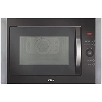 Cda sk110ss 60cm built in 80l 4 function single electric true fan cda vm451ss built in touch control microwave oven grill convection oven ccuart Gallery