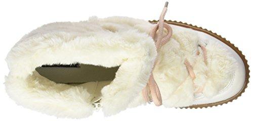 Gioseppo 31006, Scarpe da Ginnastica Basse Donna Avorio (Off-white)