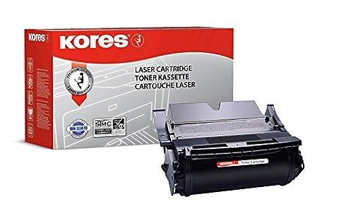 Kores G1171HCRB Cartouche laser de haute qualité compatible avec Imprimante Lexmark 4520 Noir