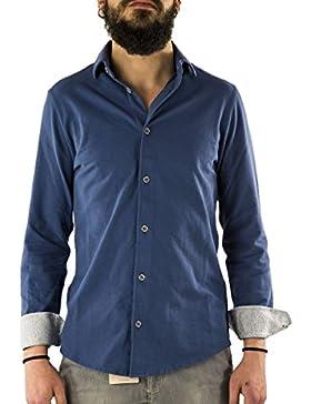 D'Uomo Milano - Camisa formal - para hombre
