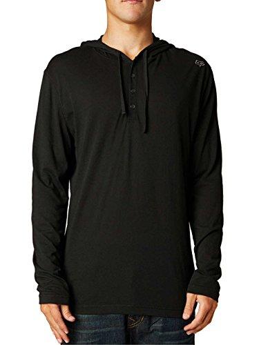 Herren Kapuzensweater Fox Faulter Hoodie Black