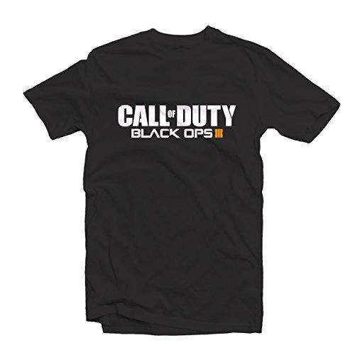 Call Of Duty Black Ops 3t shirt 1484–Xbox PS4Gamer Zombi cod BO3nuketown Black