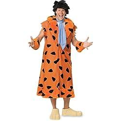 Rubies 3 888436 - Costume da Fred Flintstone, Taglia XL