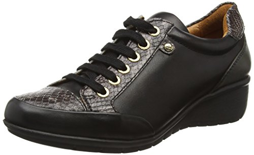 Pikolinos Victoriavillew8c_i16, Sneakers Basses femme - Noir, 8 UK 41 EU