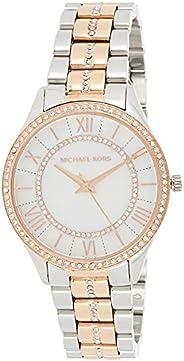 Michael Kors Women's Quartz Watch, Analog Display And Stainless Steel Strap - MK39