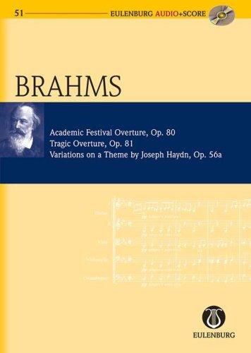 Academic Festival Overture, Tragic Overt...