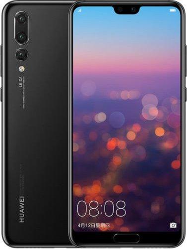 Huawei P20 Lite 5.84' Single SIM 4G 4GB 64GB 3000mAh Black (International Version)