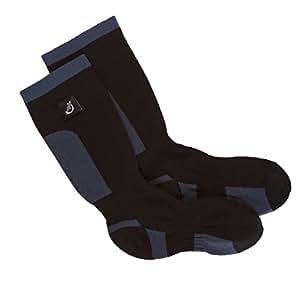 Sealskinz Mid Light Waterproof Socks - Black / Small (3-5)