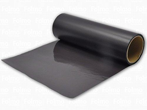 16,50€/m² Folmo® Scheinwerfer Tönungsfolie Schwarz Matt 30x200cm Rückleuchten Blinker Nebelscheinwerfer