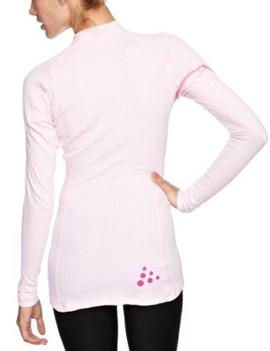 Craft Pro Zero Extreme Lange Ärmel T Shirt Frau Soft Rose / Fuchsia