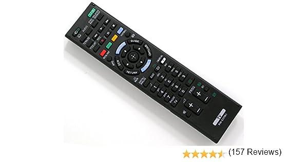 RMED060. adatto per televisore Sony RM-ED060 Telecomando di ricambio