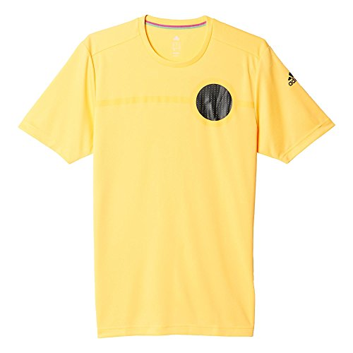 Adidas Ufb Clmlt Tee Maglia per Uomo Oro (Dorsol)