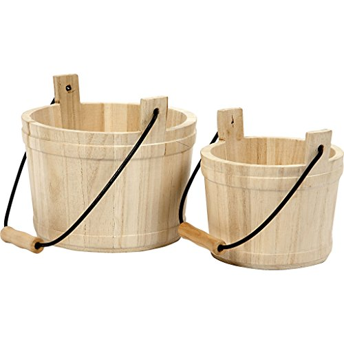 Cubo madera, medidas 14x11 cm, medidas 16x17 cm, árbol
