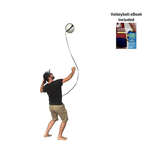 ball Rebounder Trainingsteam, das Armschwingen Rotationen zu üben hilft Schwarz (Unterricht Liefern)