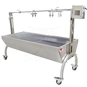beeketal spanferkelgrill bsg150 mobiler profi spie grill. Black Bedroom Furniture Sets. Home Design Ideas