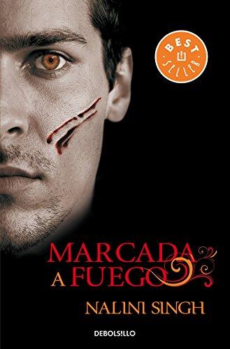 Marcada a fuego (Psi/Cambiantes 6) (BEST SELLER)