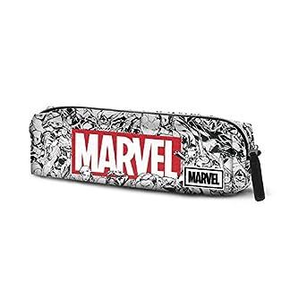Marvel Brick-Estuche Portatodo Cuadrado HS