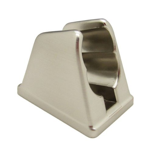 Satin Nickel Handheld (DF-SA156-SN - RV Hand Held Shower Wand Bracket - Brushed Satin Nickel by Dura Faucet)