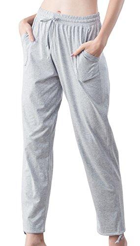 Sweetmaker Damen Schlafanzughose Grau