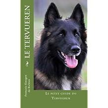 le tervueren: le chien de toutes les situation