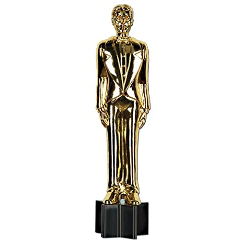 5' Awards Night Male Statue Cutout